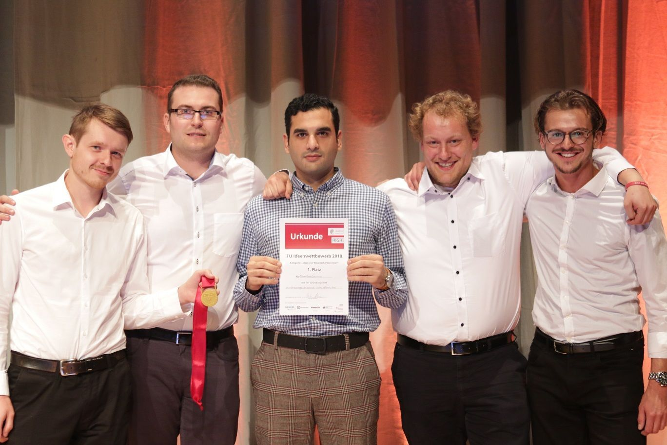 MagnoTherm Solutions wins TU Darmstadt Idea Competition