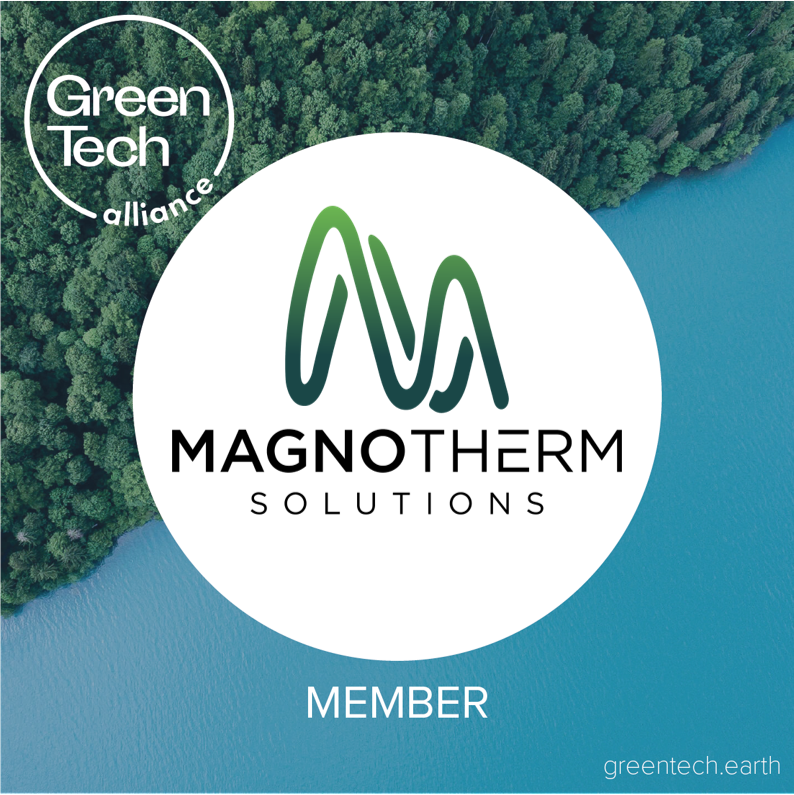 MAGNOTHERM® joins Greentech Alliance