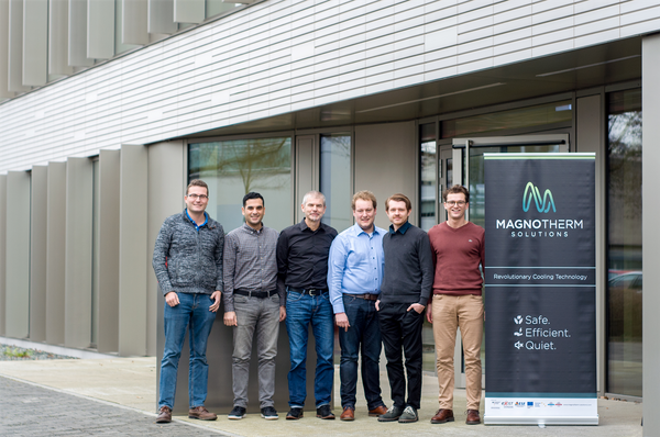 MAGNOTHERM one of Germany's TOP 50 Start-ups